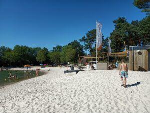 .Tafeltennis strandbad