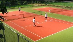 .Tennisbanen
