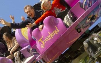 Toverland achtbaan