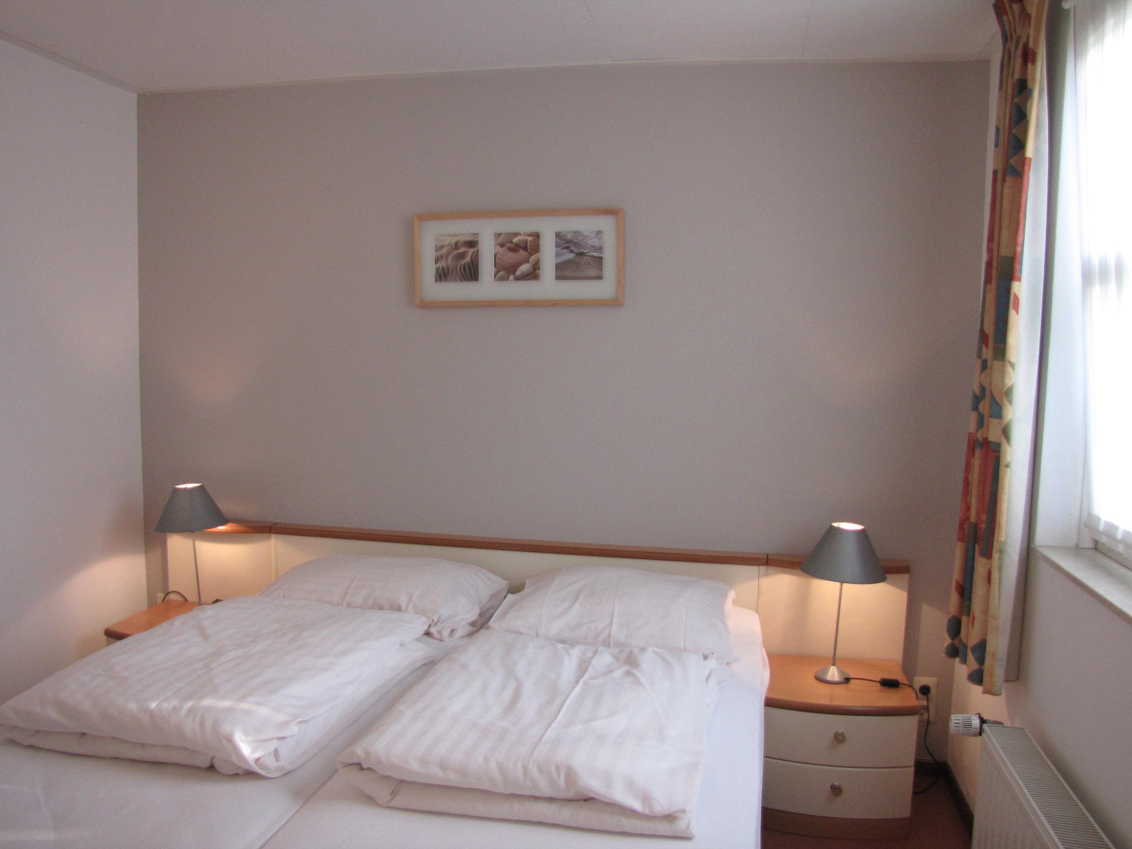 Een Persoon Slaapkamer.Slaapkamer Oeverwoning Achter 3 X 4 Parc De Witte Vennen